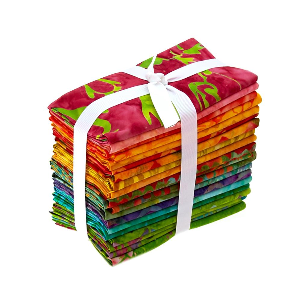 Michael Miller Rainbow Brights Fat Quarter Assortment
