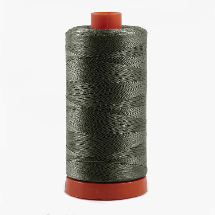 Aurifil Quilting Thread 50wt Asphalt