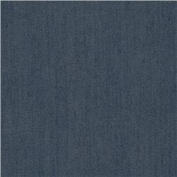 Stretch Coated Denim 9.3 oz Lightwash Grey