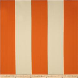 Bella-Dura Eco-Friendly Indoor/Outdoor Cabana Stripe Melon