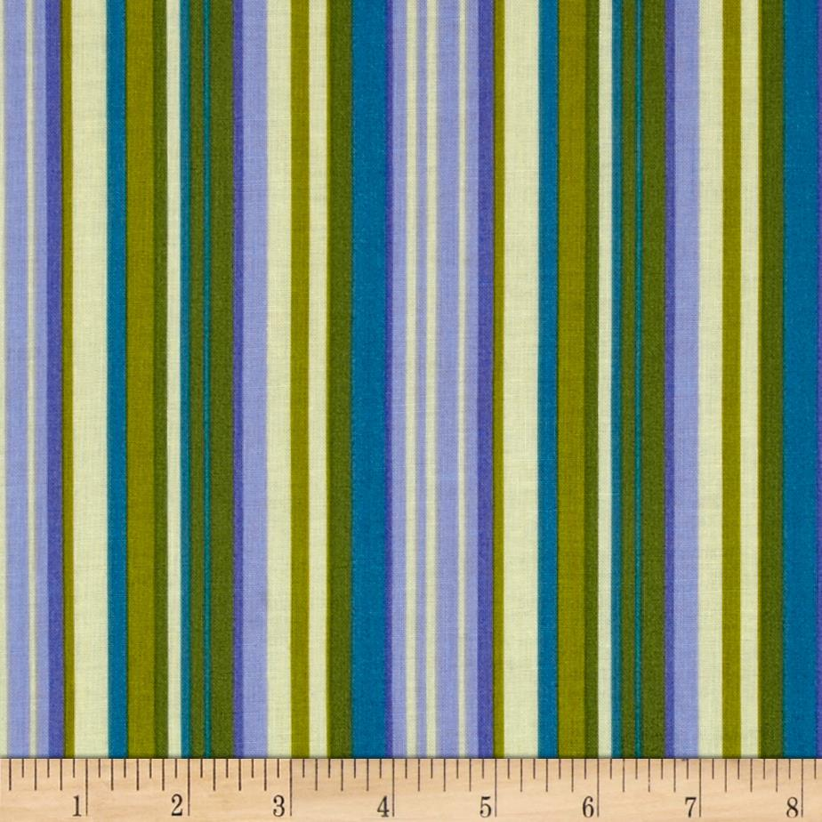 Grace Stripe Green