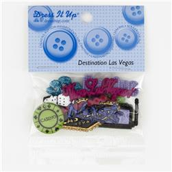 Dress It Up Embellishment Buttons  Las Vegas
