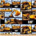 Caterpillar Building boxes Allover Multi
