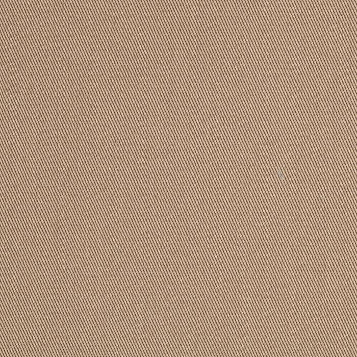 Poly/Cotton Twill Fabric Dark Khaki - Discount Designer Fabric ...
