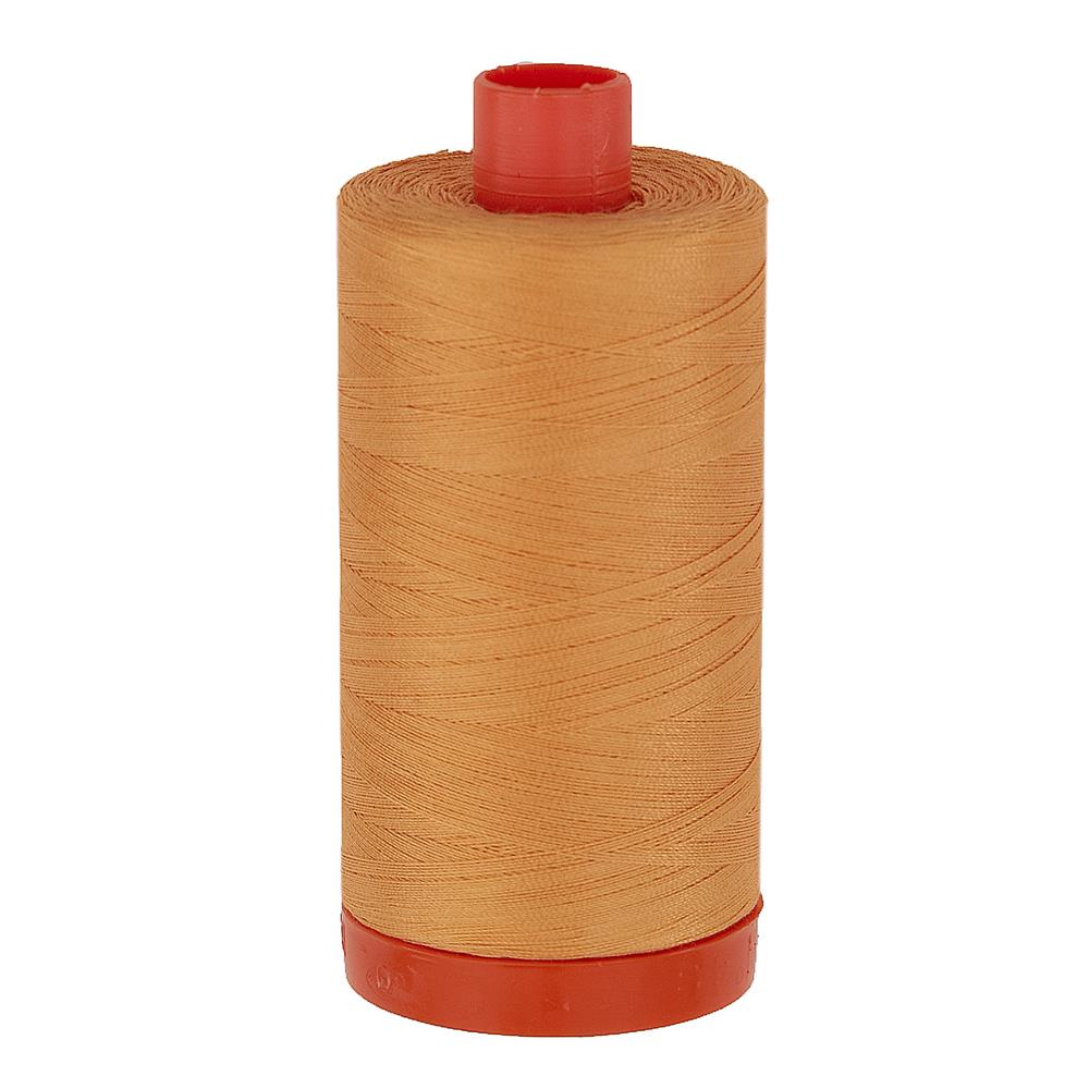 Aurifil Quilting Thread 50wt Golden Honey