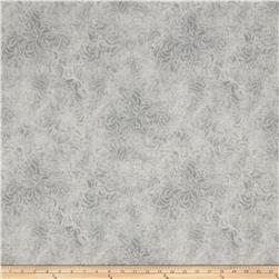"110"" Wide Quilt Back Bella Suede Grey"