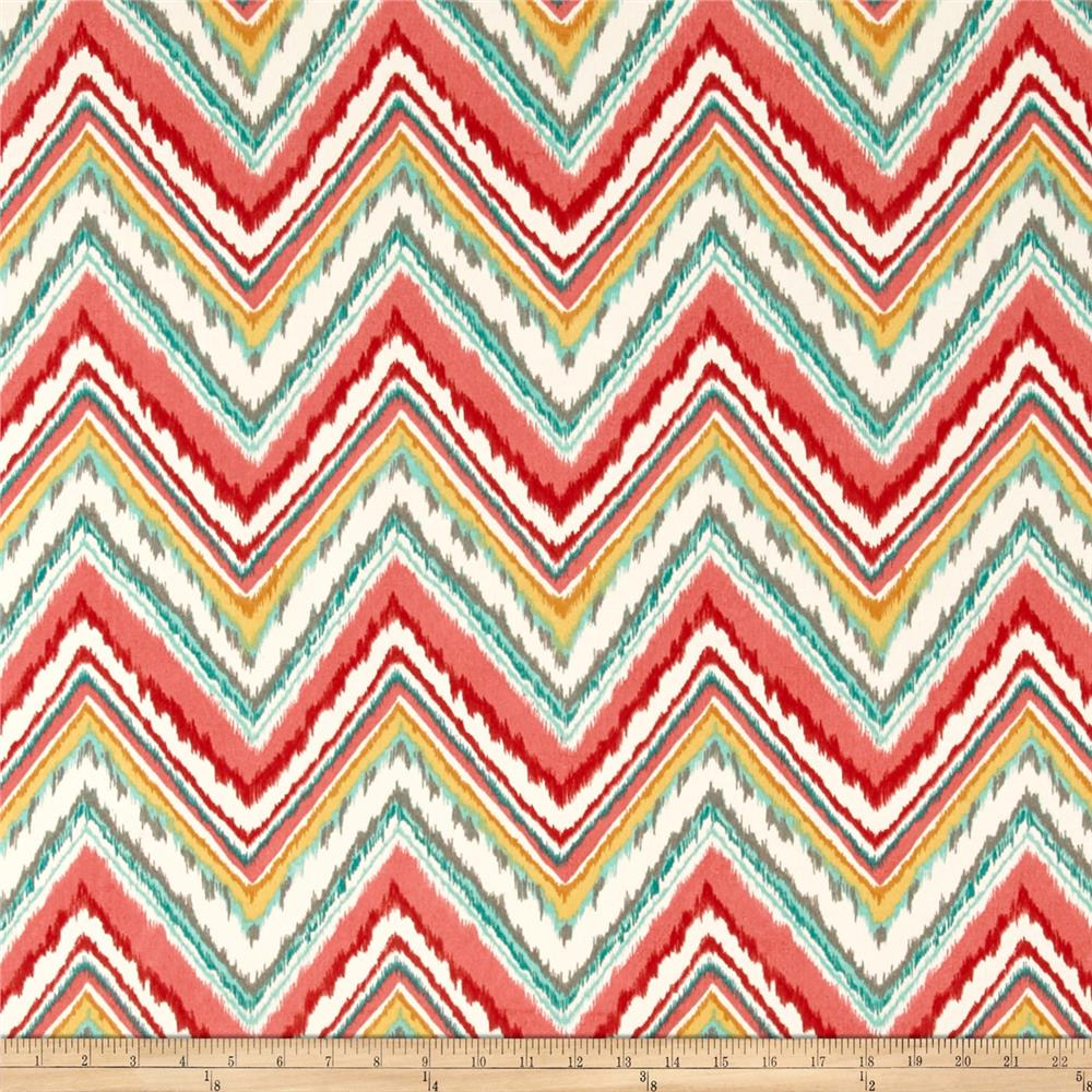 Waverly Dena Designs Chevron Charade Watermelon
