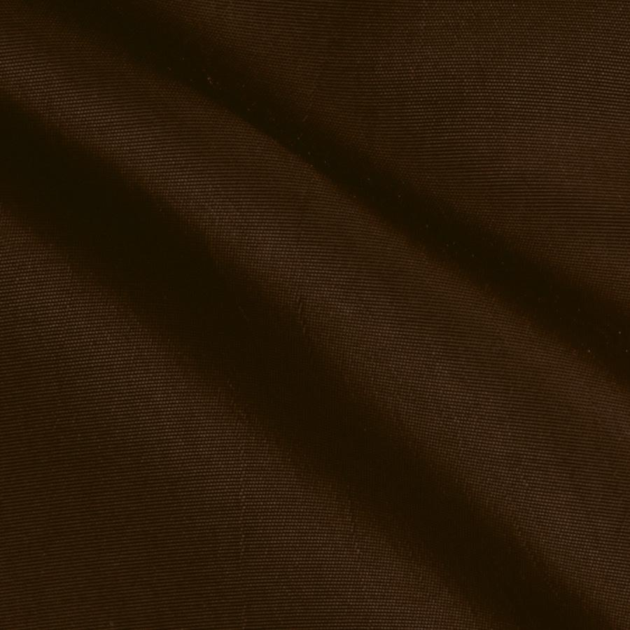Two Tone Taffeta Dark Brown