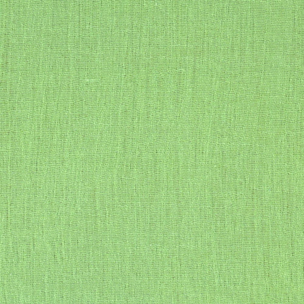 Island breeze gauze fabric discount designer fabric for Cheap green wallpaper
