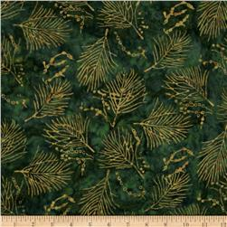 Moda Pine Island Batiks Needles Jewel