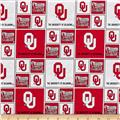 Collegiate Broadcloth University of Oklahoma Crimson