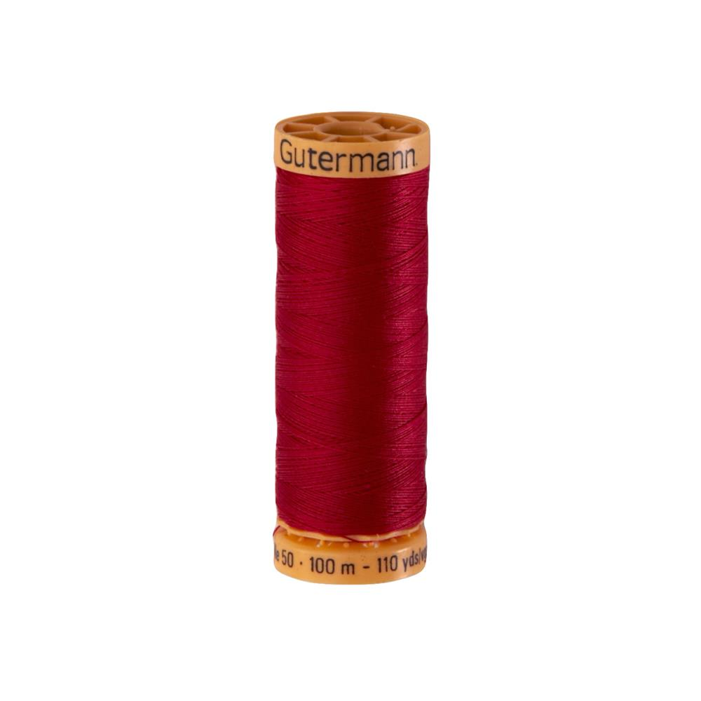 Gutermann Natural Cotton Thread 100m/109yds Cherry