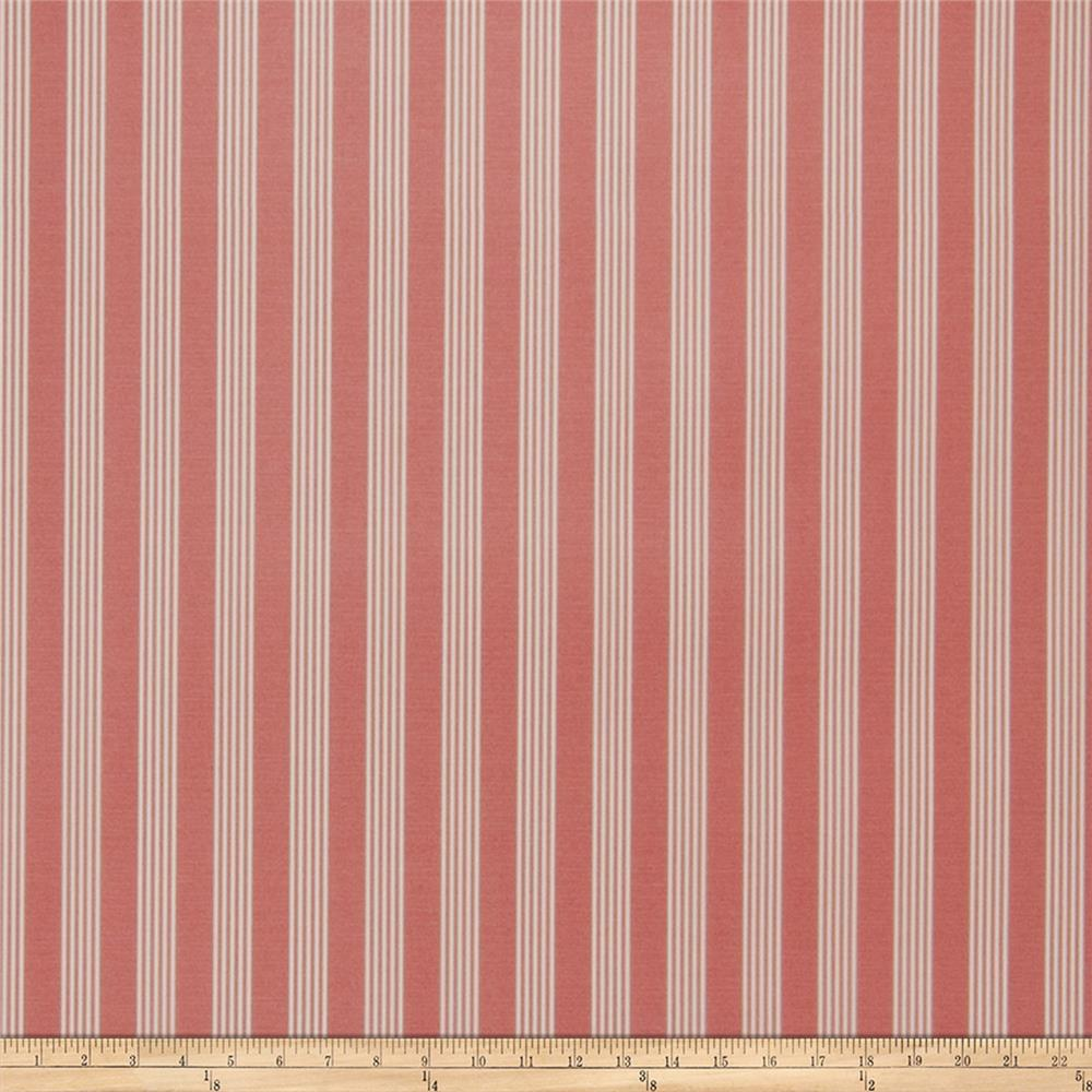 Fabricut Maxime Wallpaper Rouge (Double Roll)