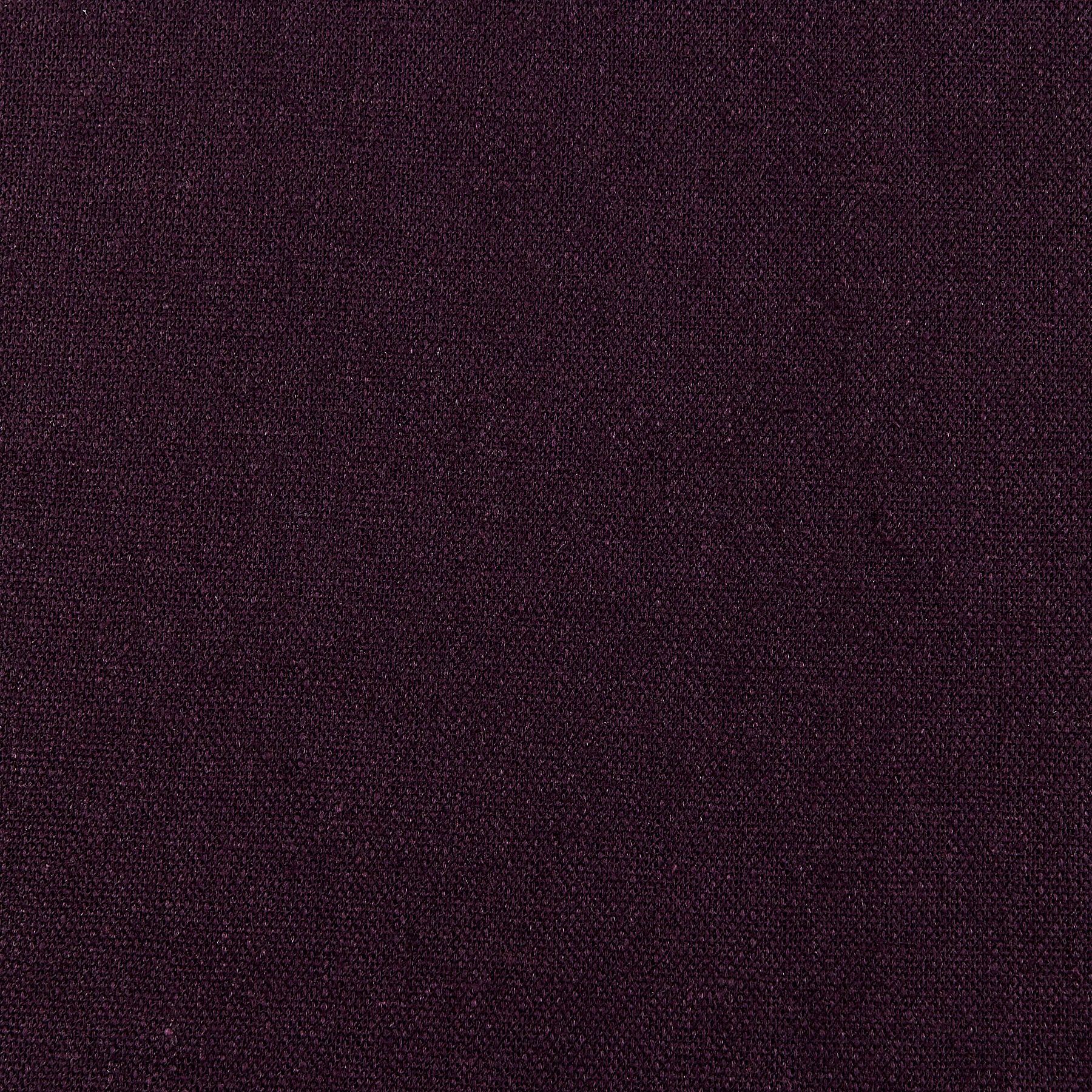 Kaufman Brussels Washer Linen Blend Dark Purple Fabric