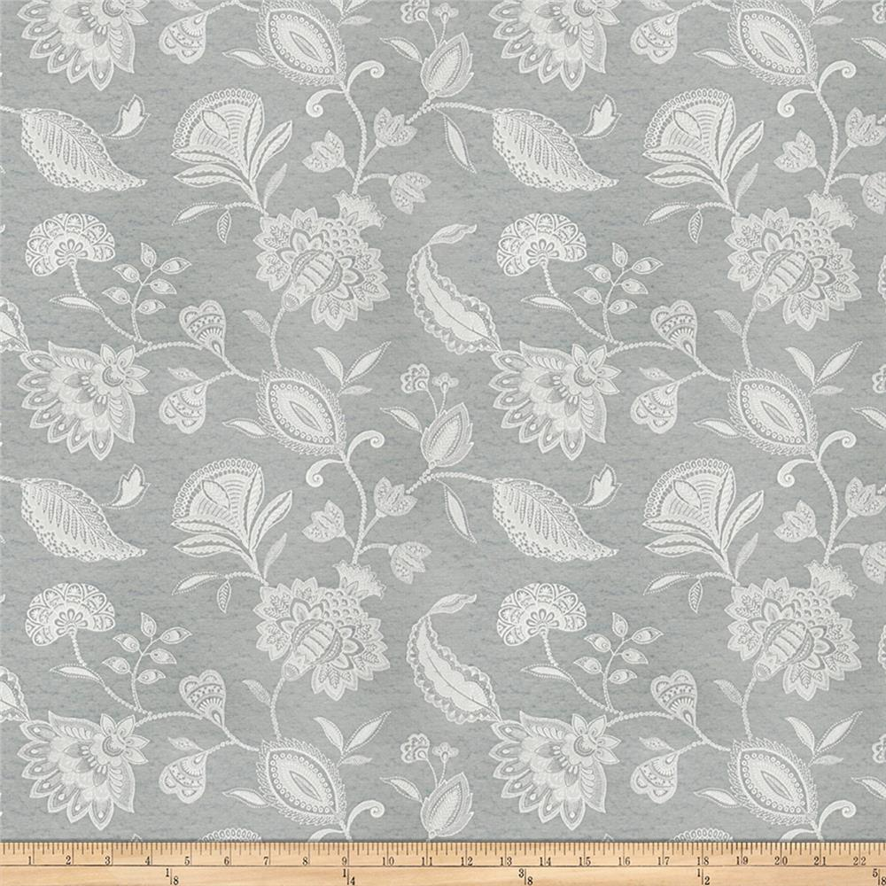 Fabricut sloop jacquard grey discount designer fabric for Jacquard fabric