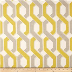 Swavelle/Mill Creek Indoor/Outdoor Malcolm Gold Rush Fabric