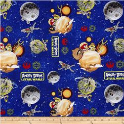 Star Wars Angry Birds Space Battle Blue/Multi