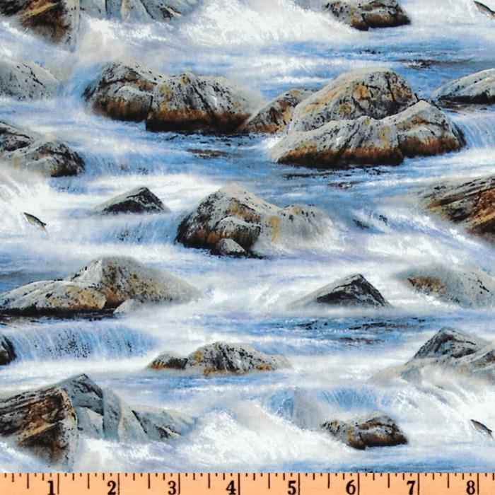 Bear Mountain River Rock Grey