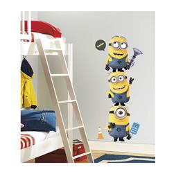 Despicable Me 2 Minions Giant Wall Decal