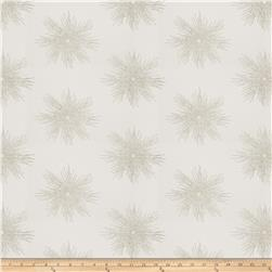RI School of Design Sunburst Metallic Platinum