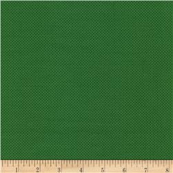 Timeless Treasures Pin Dots Green Fabric