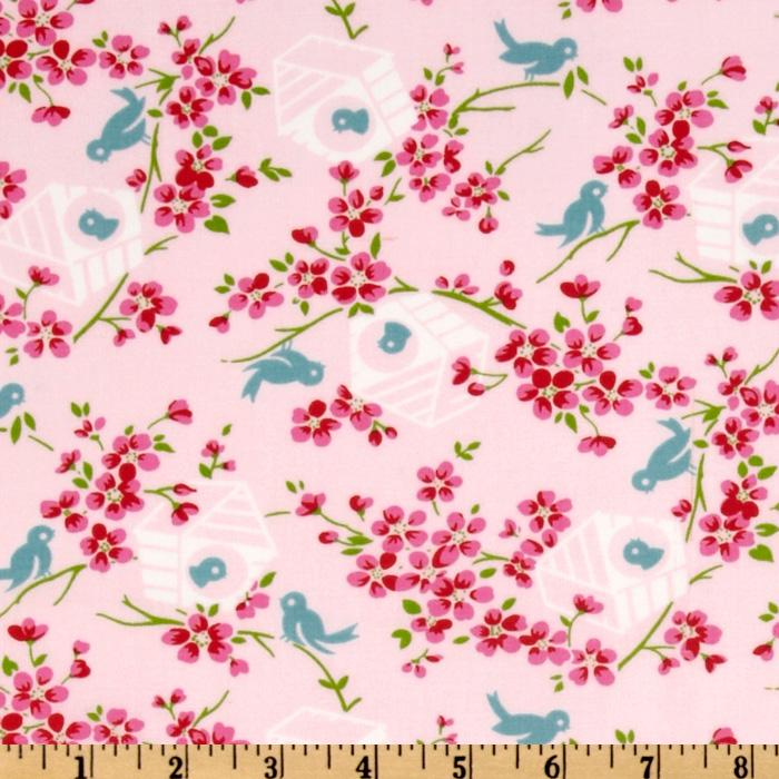 Sugar Hill Birdy Pink
