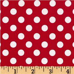 Maywood Studio Kimberbell Basics Dots Red
