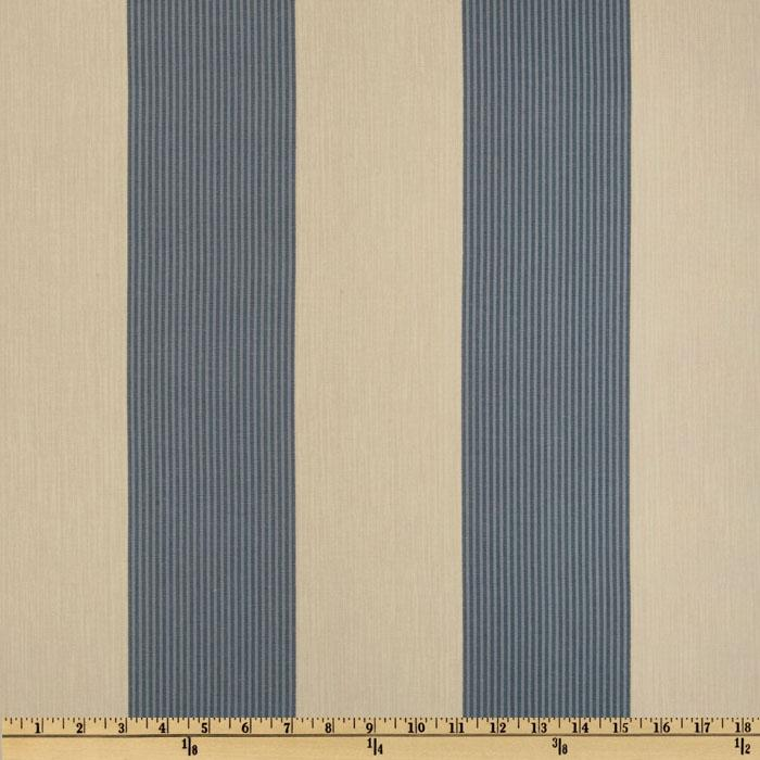 Magnolia Home Belle Isle Stripe Yacht Blue