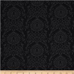 Making Spirits Bright Damask Black