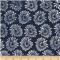 Timeless Treasures Tonga Batiks Breeze Pom Poms Deep