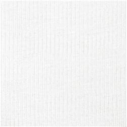 Stretch Hatchi Rib Knit Ivory