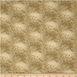 108'' Wide Quilt Back Tonal Vineyard Beige Fabric