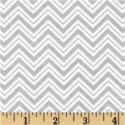 Child's Play Chevron Grey/White