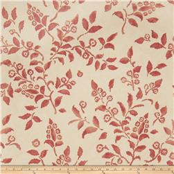 Fabricut 50024w Floreale Wallpaper Berry 01 (Double Roll)