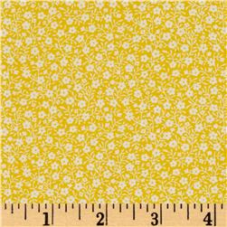 Moda Sew & Sew Apron Strings Lemon Drop