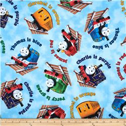Thomas & Friends The Color Express Color Names