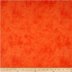 Riley Blake Flannel Shades Tangerine