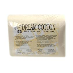 Quilter's Dream Natural Cotton Supreme Batting (120'' x