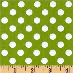 Maywood Studio Kimberbell Basics Dots Green