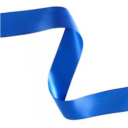 "1 1/2"" Offray Double Face Satin Ribbon Royal Blue"