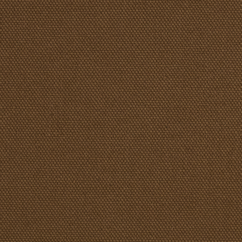 9.3 oz. Canvas Duck Fudge Fabric by James Thompson in USA
