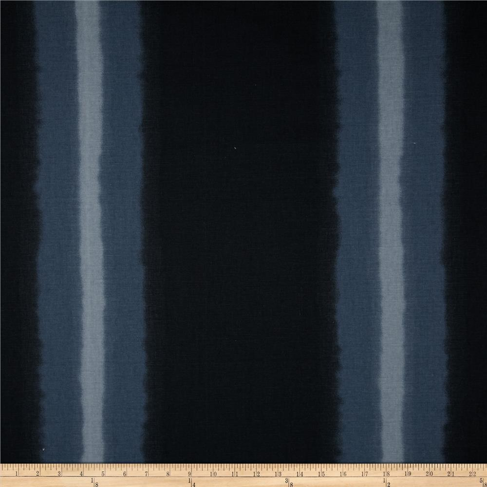 Robert Allen @ Home Ombre Panel Indigo