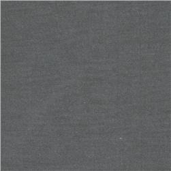 Stretch Rayon Poly Jersey Knit Steel Grey
