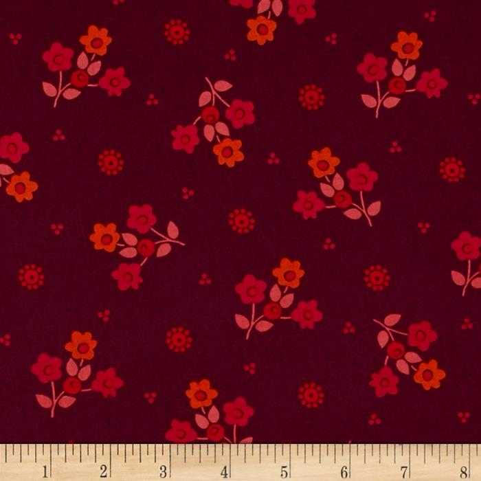 Intrigue Bouquet Red/Burgundy