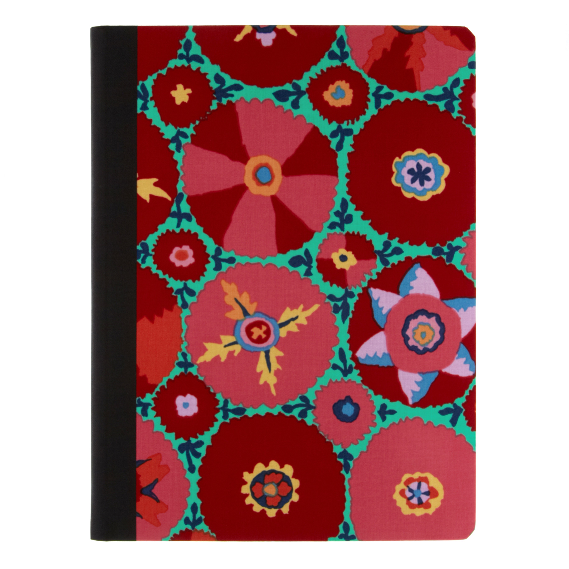 Lifestyle Fabric Covered Composition Book