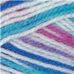 Lion Brand Jamie Yarn (204) Twinkle Stripes