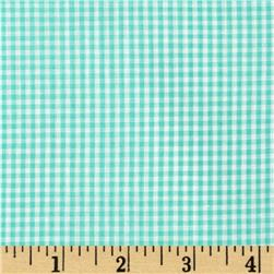Gingham 1/16'' Checks Galore Mint