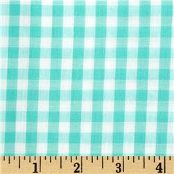 Gingham 1/4'' Checks Galore Mint