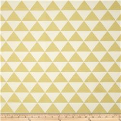 HGTV HOME Tribeca Jacquard Lemongrass