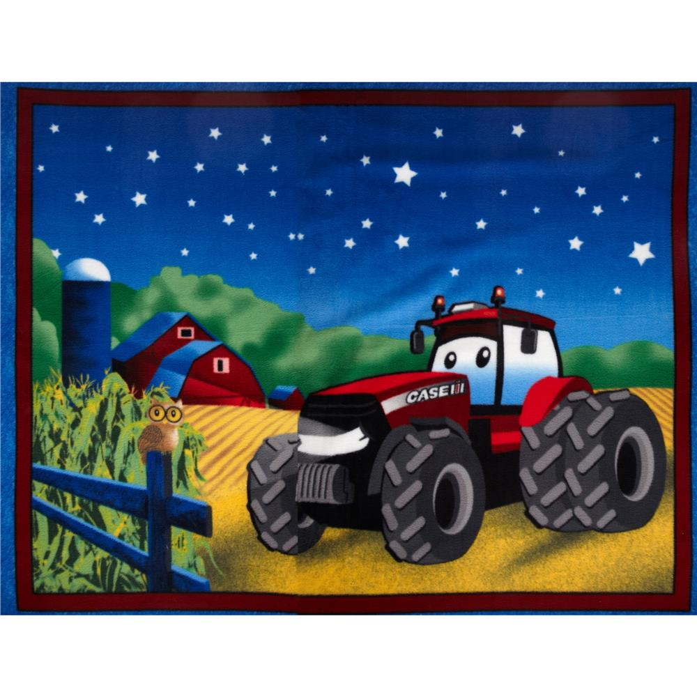 CASE IH Kids Fleece 60'' Panel
